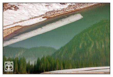 Surrealismus, Surreale Fotografie, Reflexion Wasser, Spiegelung Wasser, Spiegelung pfütze, Spiegelung See