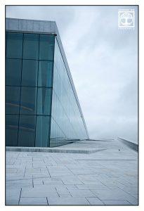 Oslo Opera, Oslo Operahus, window, Oslo, Norway, opera building