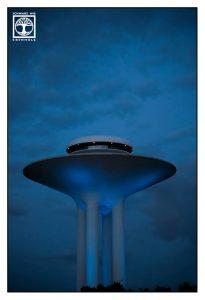 ufo, ufo malmö, hyllie, malmö, ufo hyllie, watertower, malmö watertower, hyllie watertower