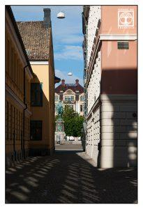 Gasse Malmö, Schweden, Malmö