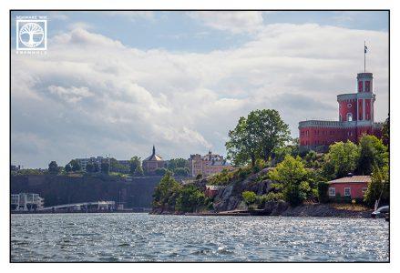 Stockholm, rotes Schloss, rote Burg, Schweden