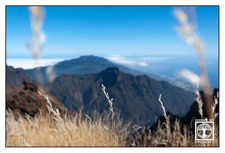 Caldera de Taburiente, La Palma, mountains, La Palma mountains