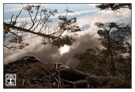 Surrealismus, Surreale Fotografie, Reflexion Wasser, Spiegelung Wasser, Spiegelung See