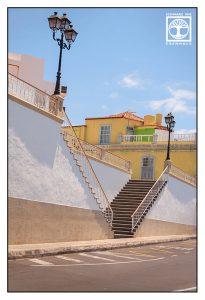 tazacorte, la palma, yellow house