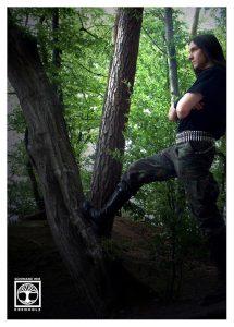 metal photoshoot, metalhead photoshoot, long hair men photoshoot, long hair men, black metal, black metal photoshoot, forest photoshoot