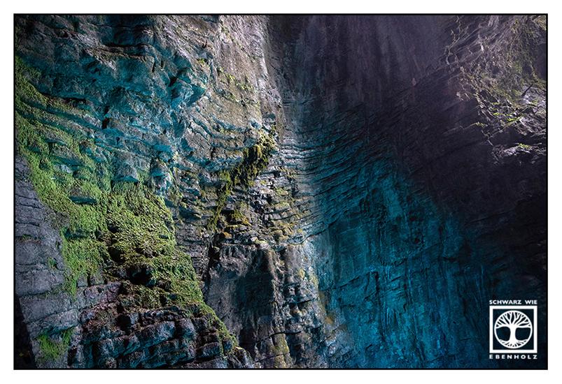 Parco Grotta Cascata Verone, italy, gorge