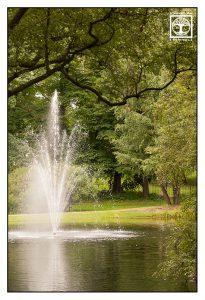 Oslo PArk, Oslo, Park, Springbrunnen, Brunnen park