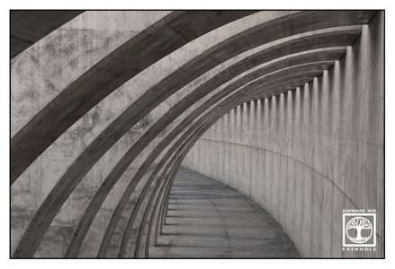 tunnel black and white, abstract photo, abstract photography, pillars, la palma, tazacorte, , point line area photography