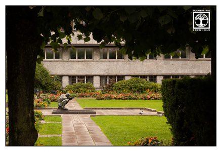Oslo, Norwegen, Statue, Park