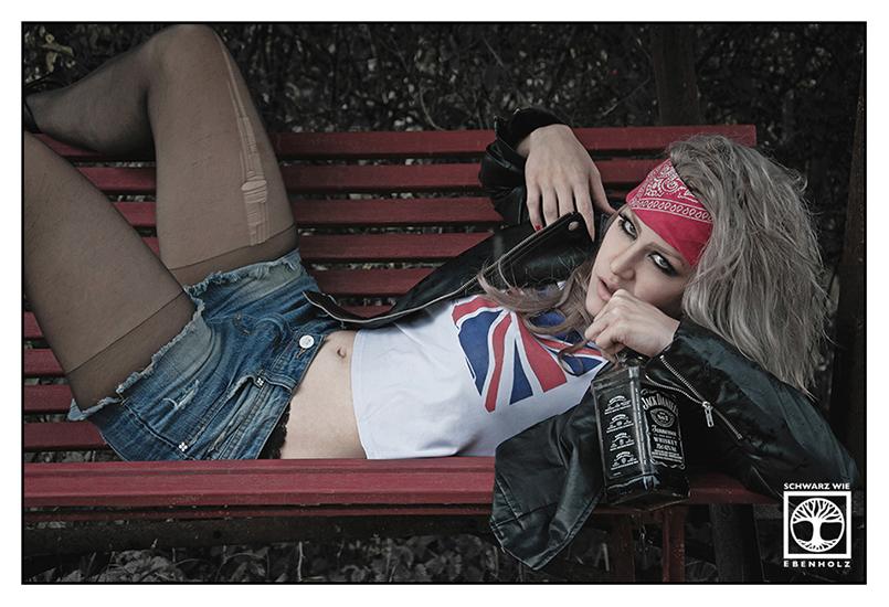 grunge fotoshooting, rock fotoshooting, rocker fotoshooting, whiskey fotoshooting
