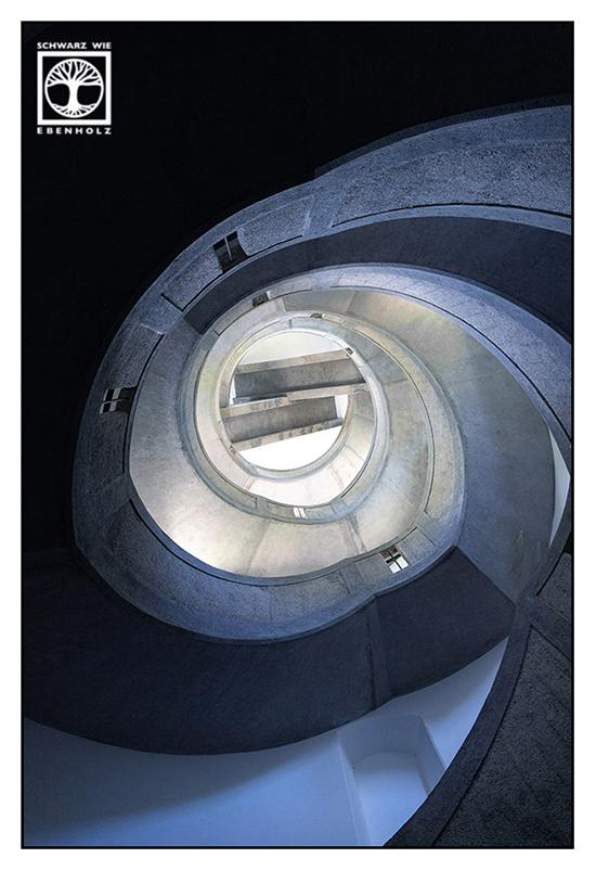 spiral, spiral staircase, Taubenberg, spiralstaircase, architecture blackandwhite, staircase blackandwhite