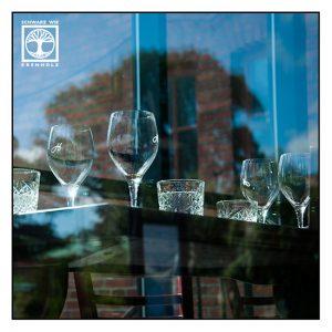 Gläser Stillleben, Restaurant