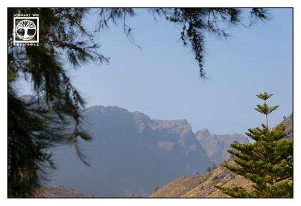 mountains la palma, la palma