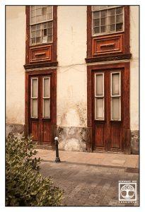 Holzfenster, altes fenster, Los Llanos de Aridane, La Palma, Los Llanos