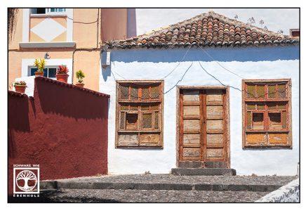 La Palma, old house, Santa Cruz de la Palma