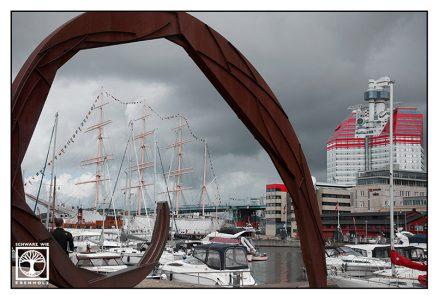 Utikken, Lilla Bommen, Göteborg, Schweden, Göteborg Hafen