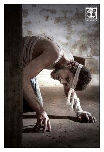 slave, slavery, prisoner photoshoot