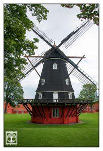 Mühle, Kopenhagen, Dänemark