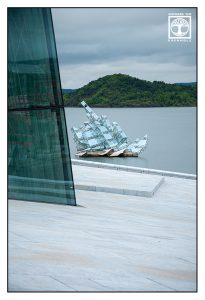 Oslo, Oslo Oper, She Lies, Hun Ligger