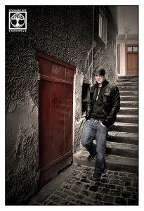 vintage photoshoot, james dean photoshoot, retro photoshoot, Tübingen