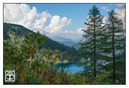 Ehrwald, Austria, Lake Seeben, Seebensee, alps, mountains, austrian mountains