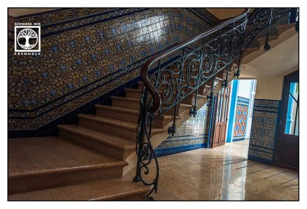 la palma, santa cruz, santa cruz de la palma, stairs, staircase, mosaic staircase