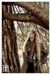 leopard photoshoot, forest photoshoot, celtic photoshoot