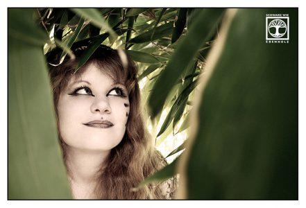 leopard photoshoot, forest photoshoot, bamboo photoshoot