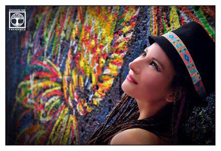 alternative photoshoot, braids photoshoot, graffiti photoshooting, braids photoshoot