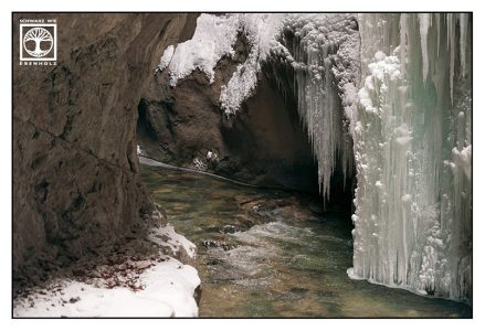 waterfall winter, frozen waterfall, partnach, partnach gorge, gorge winter, partnach gorge winter, winter river