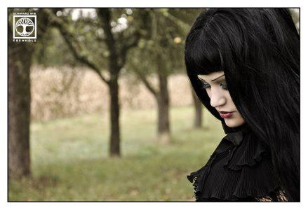 goth photoshoot, goth photo shooting