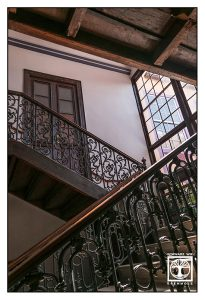 stairs, staircase, old house, santa cruz, santa cruz de la palma, la palma