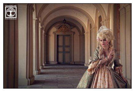 barock photoshoot, barock photoshooting, marie antoinette, marie antoinette photoshoot, castle photoshoot