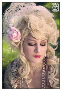 barock photoshoot, barock photoshooting, marie antoinette, marie antoinette photoshoot, glamour portrait