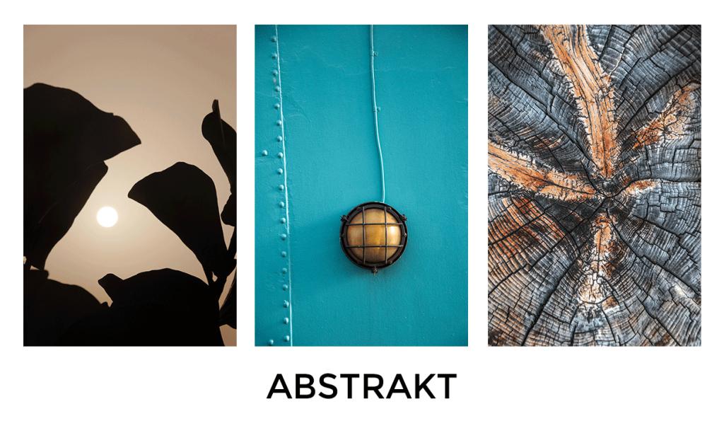 Abstrakte Fotografie, Abstrakte Fotos, Portfolio
