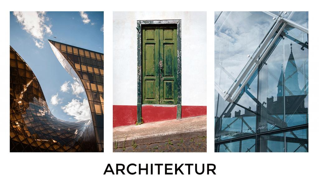 Architektur Fotografie, Portfolio
